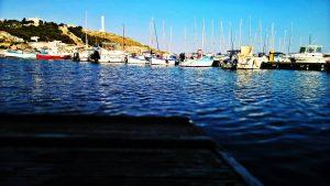 Il porto turistico di Santa Maria di Leuca