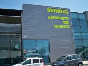 aeroporto del salnto Brindisi