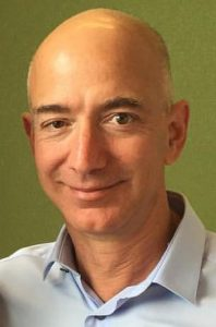 Vendere tutto Jeff Bezos Amazon